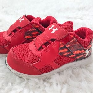 Under Armour Running Shoes toddler size 6